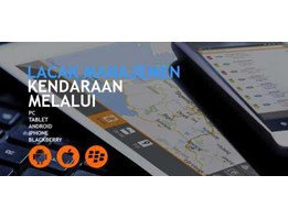 Jual GPS Tracking system