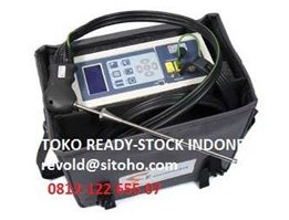 Jual E8500 Portable Industrial Combustion Gas & Emissions Analyzer