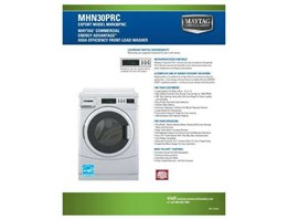 Jual MHN30PRC - Maytag Front Load Digital Washer