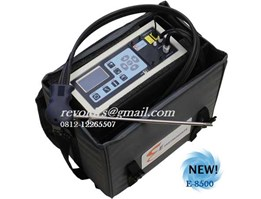 E8500 Portable Industrial Combustion Gas & Emissions.