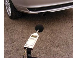 Jual Sound Level Meter, Engine Noise Tester
