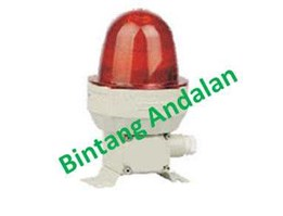 Warning Light Ttrobo Rotary Lamp Explosion Proof