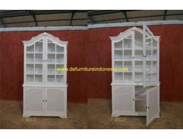 Jual duco furniture, bookcase/ wardrobe, indonesia furniture | CV. DE EF INDONESIA Defurnitureindonesia DFRIBnW- 94