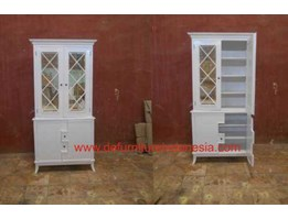 Jual duco furniture, bookcase/ wardrobe, indonesia furniture | CV. DE EF INDONESIA Defurnitureindonesia DFRIBnW- 95