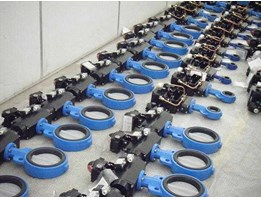 Jual VALTORQUE PNEUMATIC DOUBLE ACTING WITH BUTTERFLY VALVE