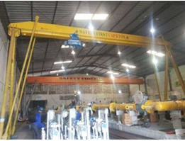 Jual Crane Hoist Engineering