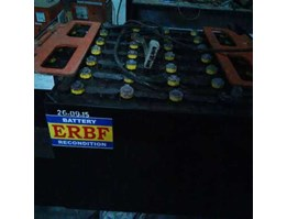 Jual Battery Forklift Electric Recondition