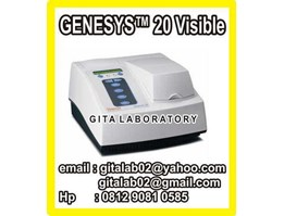 GENESYS™ 20 Visible Spectrophotometer