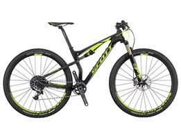 2016 Scott Spark 900 RC Mountain Bike
