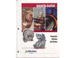 JUAL WICHITA CLUTCH AND BRAKE