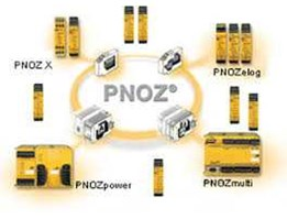 Jual pilz safety Relay - PNOZ X1P