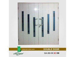 Jual DOUBLE DOOR GA-3B+ K 6C DB