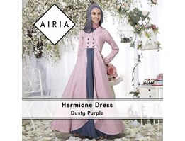 baju terbaru 2015, Hermione Dress by Airia