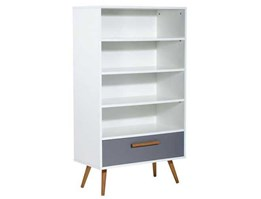 Jual duco furniture, bookcase/ wardrobe, indonesia furniture | CV. DE EF INDONESIA Defurnitureindonesia DFRIBnW- 100