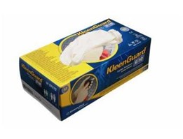 Jual Kimberly Clark 97821 Kleenguard G10 Grey Nitrile Gloves ( Sarung Tangan Safety )
