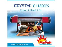 CJ 1800 - Epson 2 Head, 7 PL