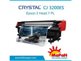 CJ 3200 - Epson 2 Head, 7 PL