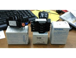 Jual Thermal Overload Relay Mitsubishi TH-N12KP 0.4-0.6A made in Japan