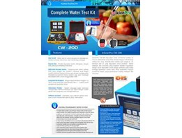 Complete Water Test Kit