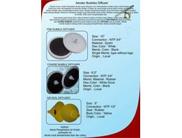 Jual Diffuser Coarse Bubble