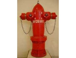 Jual Pillar hydrant cabang duaone way, two way, three way