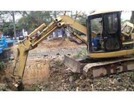 RENTAL MINI EXCAVATOR PC75UU, PC50UU, CAT308SR ( CATERPILLAR, KOMATSU)