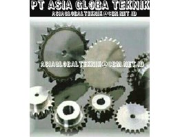 SPROCKET GEAR INDONESIA. PT ASIA GLOBAL TEKNIK