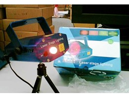 Jual Lampu led laser lighting