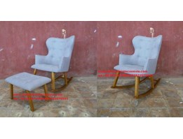081225030801, Jepara Mebel, Mebel Jepara, Kitchen Set,  Majestic Rocking Chair  by CV. DE EF INDONESIA Defurnitureindonesia DFRIC-259