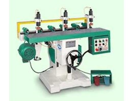 Jual Multiple Spinde Wood Boring Machine