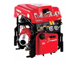 Jual TOHATSU VF21A VF21AS with electric starter