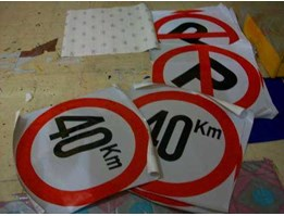 Jual Safety Sign/ Rambu lalulintas