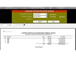Jual JDSAccounting for Jewelry