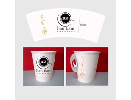 Paper product ( cup & lunch box)