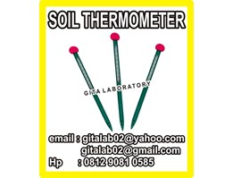 Jual Termometer Tanah/Soil Thermometer Alla
