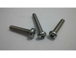 Jual M/ C Screw Pan Philips Head ( Baut JP) Stainless Steel A2 304