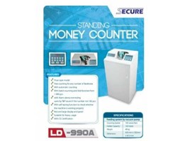 Jual Money Counter Secure LD-990A