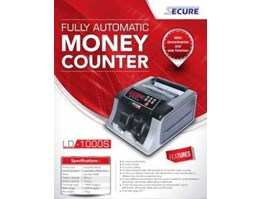 Jual Money Counter Secure LD-1000S