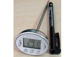Waterproof Stainless Steel Digital Thermometer HACCP AMT-121