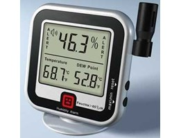 Jual Humidity Alert and Thermometer, Dew Meter AMT-123