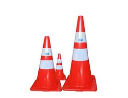 Jual FC70 Rubber Traffic Safety Cone