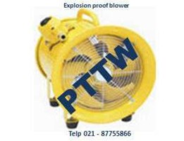 Distributor Portable Blower Explosion Proof Shenli Indonesia
