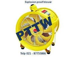 Distributor Explosion Proof Portable Blower Shenli Indonesia