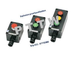 Jual Pushbutton Explosion Proof on off Distributor HRLM Indonesia