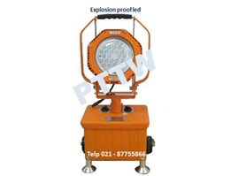 Jual Distributor Lampu LED Explosion Proof Saturn KHJ Indonesia