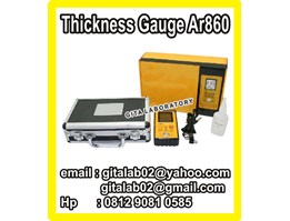 Jual Hardness Thickness Gauge Ar860