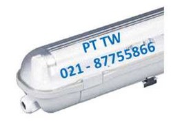 Jual Distributor Lampu Waterproof TL 2 x 36 Watt Indonesia