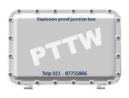Distributor Junction Box Explosion Proof Supermec Indonesia