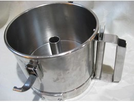 Jual STAINLESS STEEL BOWL 3.5QT FOR ROBOT COUPE BX3