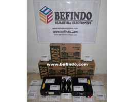 Jual DC Regulated Switching Power Supply ALINCO DM-330FX ( 13.8 Vdc, 30A )